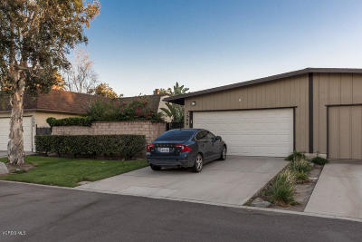 Camarillo Single Family Home Active Under Contract: 1780 Monte Vista Drive