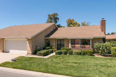 Camarillo Single Family Home For Sale: 29203 Village 29