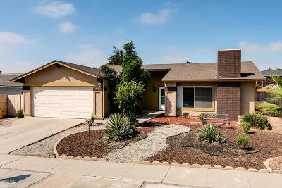 Ventura Single Family Home For Sale: 1735 Ramelli Avenue