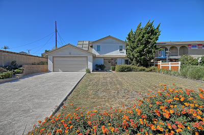 Ventura Single Family Home For Sale: 8589 Roswell Street