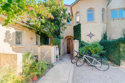 Ojai Condo/Townhouse For Sale: 236 S Montgomery Street