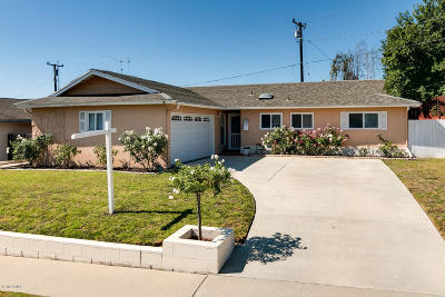 Ventura Single Family Home Active Under Contract: 159 Alpine Avenue