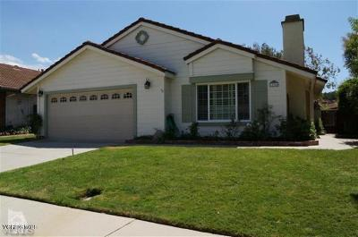 Moorpark Rental For Rent: 13760 Laurelhurst Road