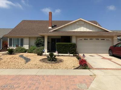 Ventura Single Family Home For Sale: 8441 Hollister Street