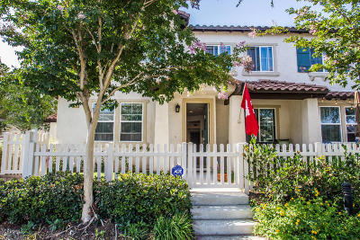 Oxnard Condo/Townhouse Active Under Contract: 3123 Moss Landing Boulevard