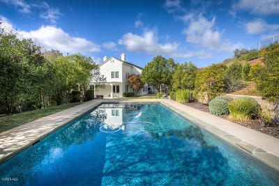 Westlake Village Single Family Home For Sale: 1385 Bridgegate Street