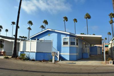 Ventura Mobile Home For Sale: 1215 Anchors Way Drive #126