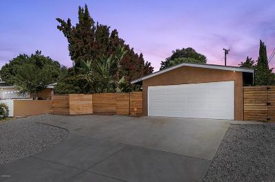 Thousand Oaks Single Family Home For Sale: 975 E Hillcrest Drive