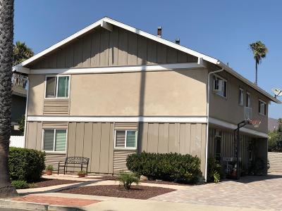 Ventura Multi Family Home For Sale: 2472 Seahorse Avenue