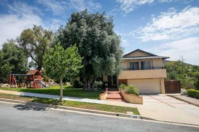 Thousand Oaks Single Family Home For Sale: 1441 Calle Hondanada