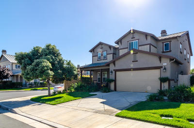 Port Hueneme Single Family Home For Sale: 199 Morning Breeze Lane