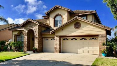 Oxnard Single Family Home For Sale: 1601 Kapalua Drive