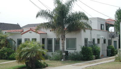 Ventura Multi Family Home Active Under Contract: 475 S Evergreen Drive