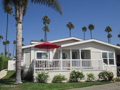 Ventura Mobile Home For Sale: 1215 Anchors Way Drive #129