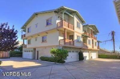 Ventura Condo/Townhouse For Sale: 836 E Thompson Boulevard #I