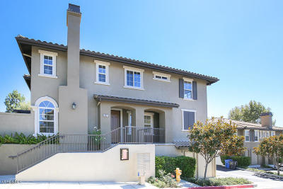 Westlake Village Condo/Townhouse For Sale: 332 Eric Place