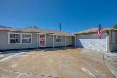 Simi Valley Single Family Home For Sale: 6378 Marsha Avenue