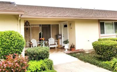 Port Hueneme Condo/Townhouse For Sale: 134 E Carmel Green