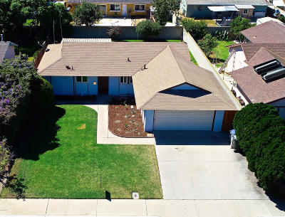 Oxnard Single Family Home For Sale: 4931 S G Street