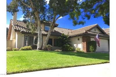 Oxnard Single Family Home For Sale: 2530 Pyrite Place