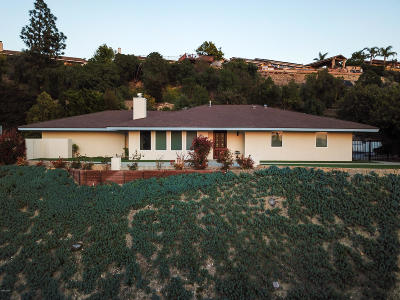 Thousand Oaks Single Family Home For Sale: 2514 Carpenter Street