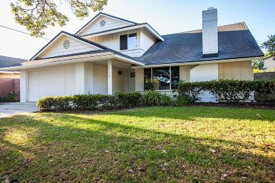 Oxnard CA Single Family Home For Sale: $589,000
