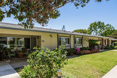 Port Hueneme Single Family Home For Sale: 126 E Bay Boulevard