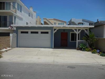 Oxnard Rental For Rent: 3632 Ocean Drive
