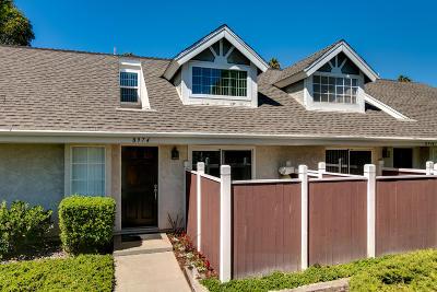 Ventura CA Condo/Townhouse For Sale: $370,000