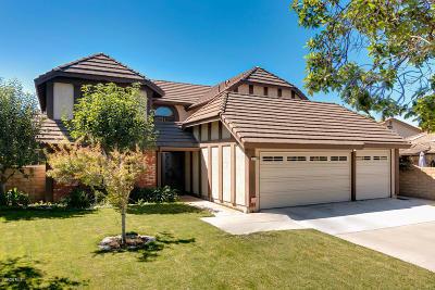 Oxnard Single Family Home For Sale: 2130 Bevra Avenue
