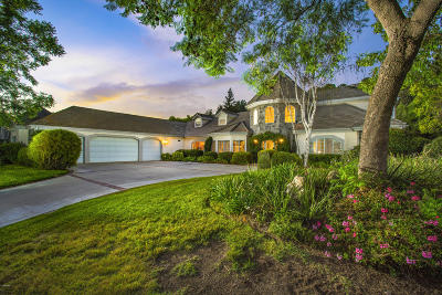 Santa Rosa (ven) Single Family Home For Sale: 2441 Glenside Lane