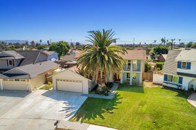 Ventura Single Family Home For Sale: 8830 Ogden Street