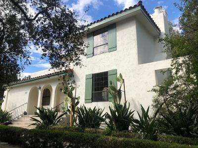 Ojai Single Family Home For Sale: 3677 Thacher Road