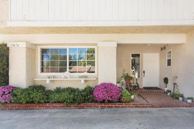 Simi Valley Single Family Home For Sale: 3476 Vicki Court