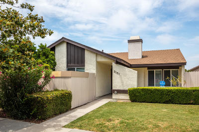 Oxnard Single Family Home For Sale: 3151 W Hemlock Street