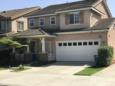 Ventura County Single Family Home For Sale: 1636 Valerosa Way