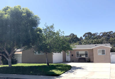 Port Hueneme Single Family Home For Sale: 1115 5th Place