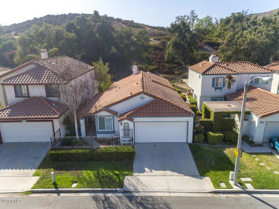 Ventura County Single Family Home For Sale: 851 Congressional Road