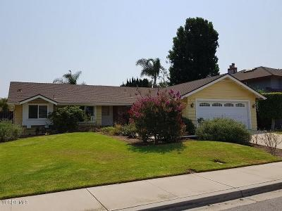 Camarillo Rental For Rent: 118 Flora Vista Avenue
