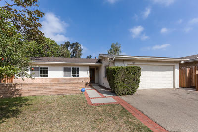 Ventura Single Family Home For Sale: 7005 Bristol Road