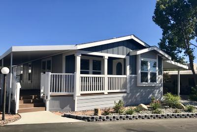 Ojai Mobile Home For Sale: 1202 Loma Drive #86