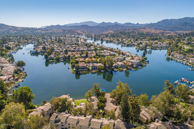 Westlake Village Condo/Townhouse For Sale: 1152 S Westlake Boulevard #G