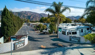 Santa Paula Multi Family Home For Sale: 710 W Harvard Boulevard