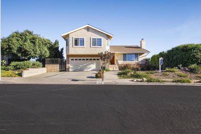 Ventura County Single Family Home For Sale: 996 Calle Ruiz