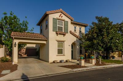 Santa Paula Single Family Home For Sale: 857 Coronado Circle