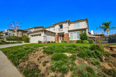 Simi Valley Single Family Home For Sale: 1108 Laurel Fig Drive
