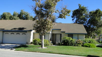 Camarillo Condo/Townhouse For Sale: 41075 Village 41