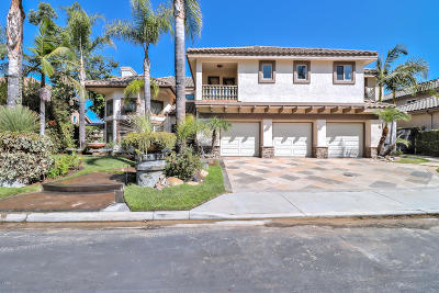 Simi Valley Single Family Home For Sale: 691 Larchmont Street
