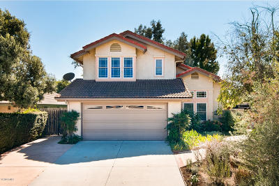 Camarillo Single Family Home For Sale: 5414 Butterfield Street
