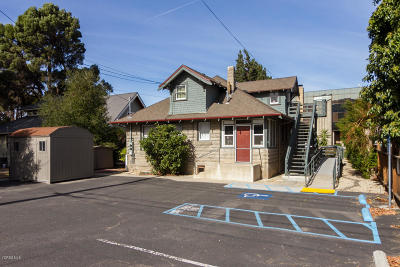 Santa Paula Multi Family Home For Sale: 722 E Main Street
